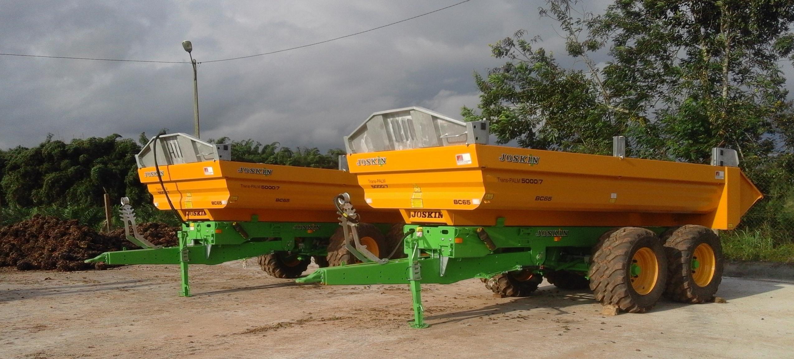 transport agricole afrique